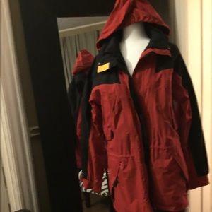 Helly Henson waterproof jacket